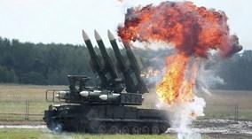 Buk-M3: 'Sát thủ diệt máy bay' với độ chính xác tới 99%