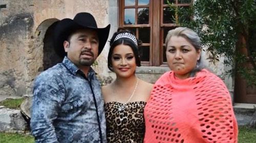 Lời mời dự tiệc sinh nhật gây sốt tại Mexico - Ảnh 1.