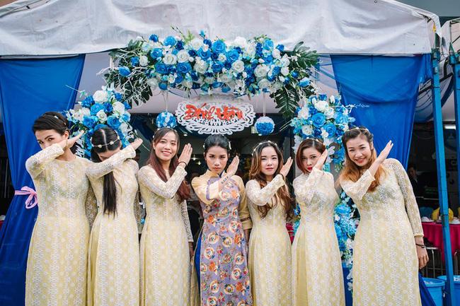 Màn nhảy tưng bừng trong tiệc cưới của cô dâu dancer: Mình cưới mà, cứ vui thôi! - Ảnh 11.