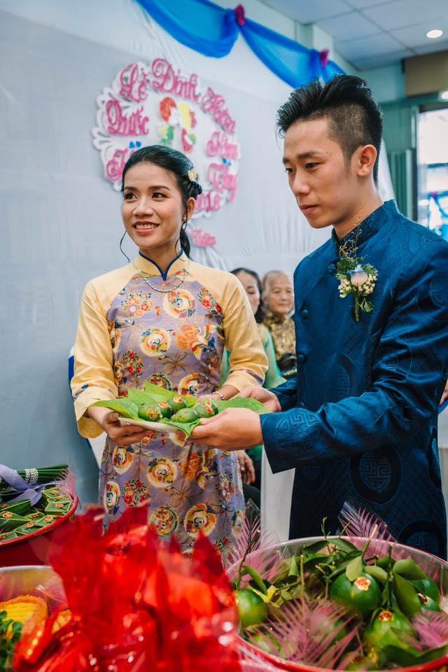 Màn nhảy tưng bừng trong tiệc cưới của cô dâu dancer: Mình cưới mà, cứ vui thôi! - Ảnh 8.