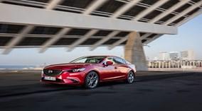 Trải nghiệm hoạt động hệ thống GVC trên Mazda 6