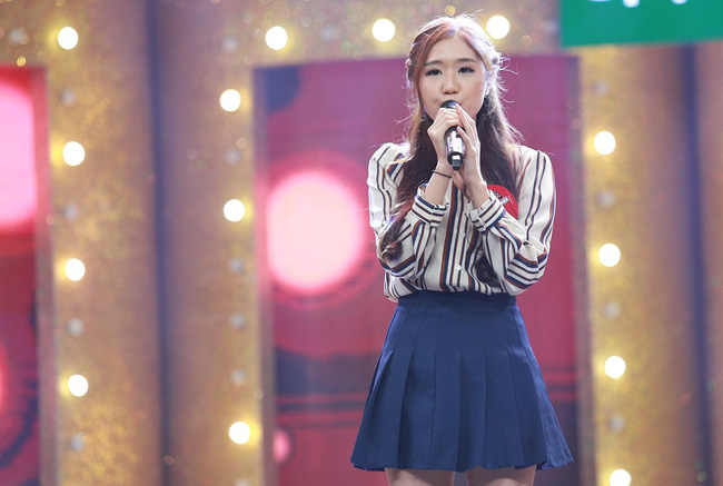 Xuất hiện cô gái Hàn Quốc hát Phía sau một cô gái bằng tiếng Hàn đầy ấn tượng! - Ảnh 3.