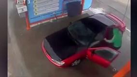 Khi tài xế 'sạch sẽ nhất quả đất' rửa xe