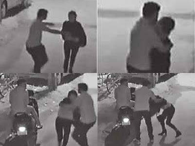 Video quay lại vụ tấn công tình dục vào đầu năm mới ở Ấn Độ gây sốc - Ảnh 2.
