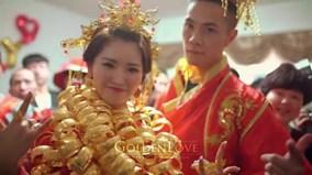 Đám cưới xa xỉ ngập tràn vàng của con trai đại gia Macao
