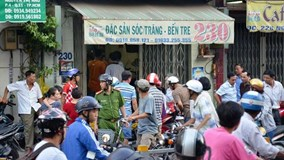 Bộ CA hé lộ nhận dạng sát thủ nổ súng ở Sài Gòn