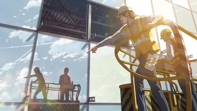 Sân bay Nội Bài xuất hiện tuyệt đẹp trong clip anime của đạo diễn nổi tiếng Nhật Bản - Ảnh 5.