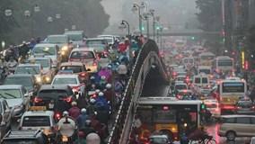 Hà Nội thưởng 6 tỷ đồng cho người hiến kế giảm ùn tắc