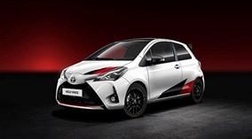 """Toyota sắp ra mắt Yaris phiên bản """"xe đua"""""""