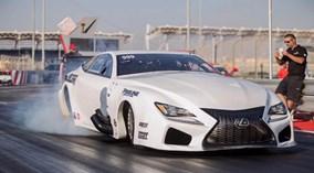Sốc với Lexus RC F độ 3000 mã lực đạt hơn 447km/h