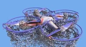 Sự việc diễn ra xung quanh một chiếc drone có thể khiến bạn sởn gai ốc