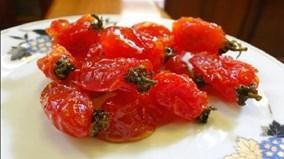 Cách làm mứt cà chua bi ngon tuyệt đỉnh cho ngày Tết