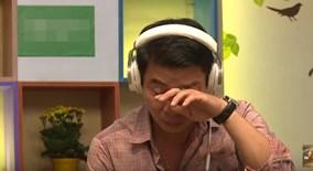 Công Lý khóc khi nghe bố đẻ tâm sự cùng cháu nội chuyện ly hôn với Thảo Vân