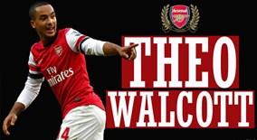 5 bàn thắng đẹp nhất của Walcott cho Arsenal