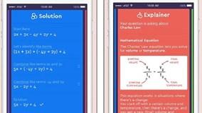 Ứng dụng miễn phí giúp giải mọi bài toán cho học sinh
