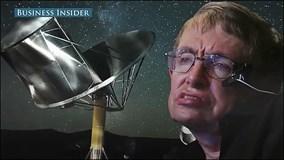Stephen Hawking cảnh báo việc liên lạc với người ngoài hành tinh