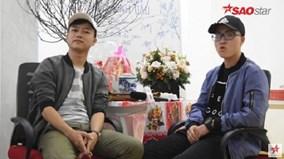 Thiện Hiếu cover hit Sơn Tùng, cùng Công Nam hát nhạc xuân chúc Tết