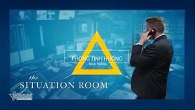 Khám phá bí mật trong căn phòng giải cứu thế giới ở Nhà Trắng