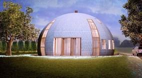 Nhà mái vòm chống chịu mọi thời tiết