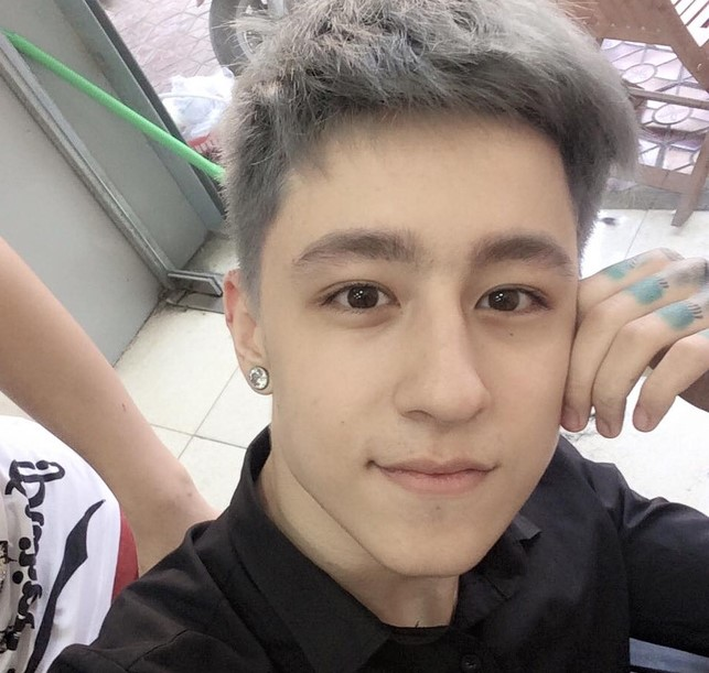 Hot boy lai Tay noi tieng trong gioi tre Viet hinh anh 6