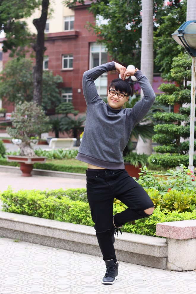 Tun Pham: 'Minh muon co ban gai nhung lai so bi to tinh' hinh anh 2
