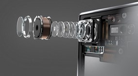 Quay video slow-motion trên Xperia XZ Premium