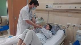 Nữ bệnh nhân đột quỵ nghi do thuốc tránh thai