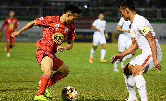 HAGL, bầu Đức, Lê Công Vinh, V-League 2017, HAGL vs CLB TP.HCM