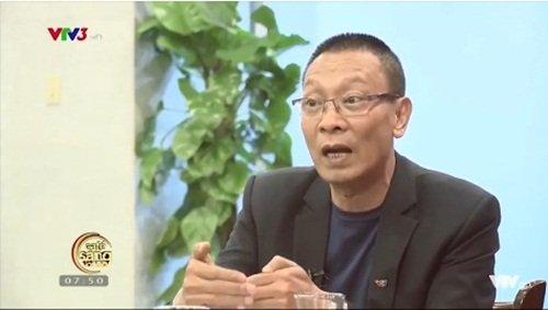 Lại Văn Sâm, Cà phê sáng, MC Lại Văn Sâm, VTV