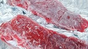 Thức ăn tươi có tốt hơn đồ đông lạnh?