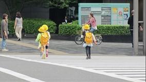 Cúi đầu cảm ơn tài xế, học sinh Nhật khiến cả thế giới bất ngờ
