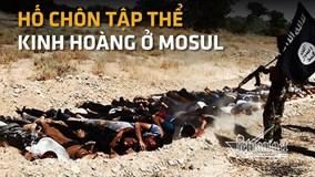 Kinh hoàng trước hố chôn tập thể các nạn nhân của IS ở Mosul