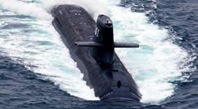 Tàu ngầm Rồng cưỡi sóng vượt đại dương