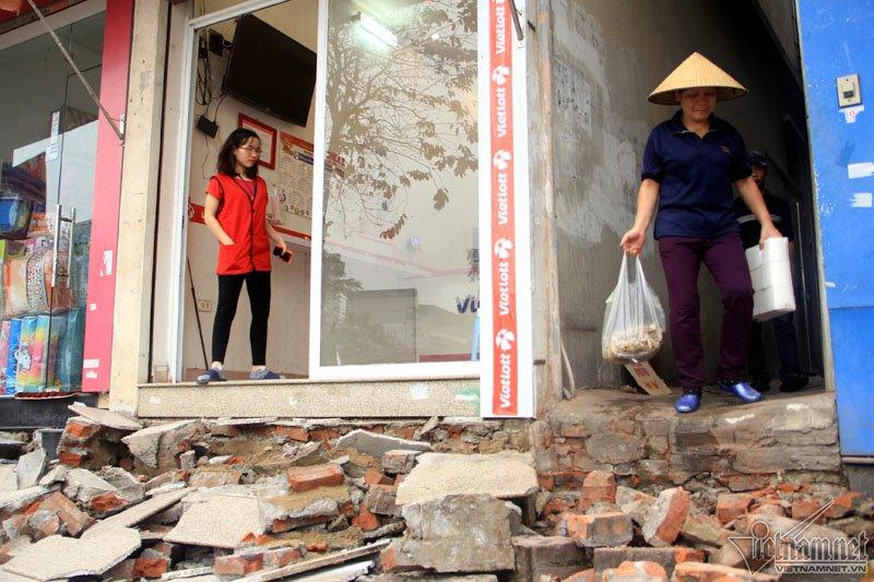 Hà Nội, quận 1, vỉa hè, vỉa hè Hà Nội, chủ tịch Nguyễn Đức Chung