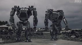 Choáng váng với con robot khổng lồ cao 4m và có người lái