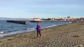 Cụ bà 70 tuổi gốc Việt chạy 7 chặng marathon trên 7 lục địa