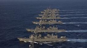 Hạm đội có sức mạnh hàng đầu thế giới của Nhật Bản