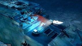 Tour du lịch đặc biệt giá 100.000 USD ngắm xác tàu Titanic