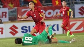 Công Phượng cứu rỗi đội tuyển Việt Nam