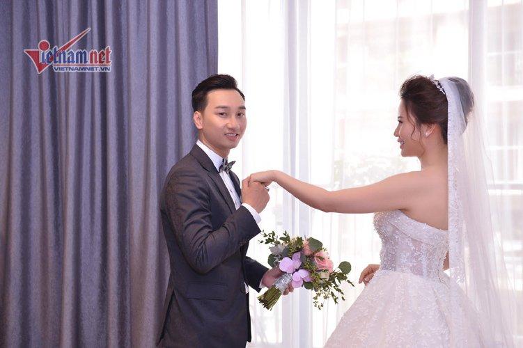 MC Thành Trung, đám cưới MC Thành Trung, sao việt,