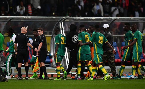 Senegal vs Bờ Biển Ngà, Senegal, Bờ Biển Ngà, Sadio Mane, Zaha