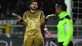 'Truyền nhân của Buffon' mắc sai lầm ngớ ngẩn khiến AC Milan ôm hận