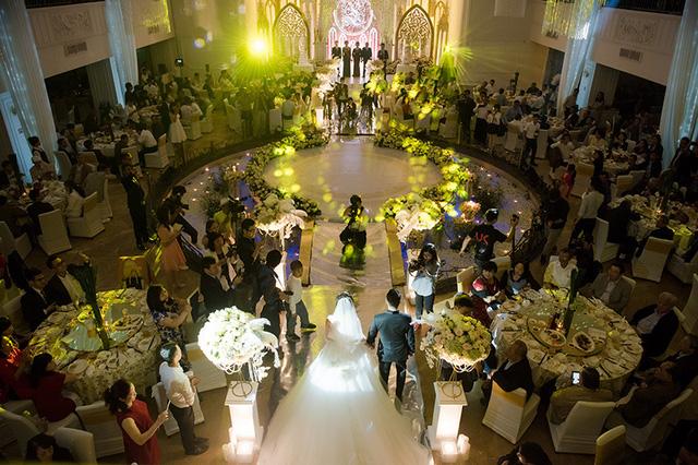 Hội trường đám cưới