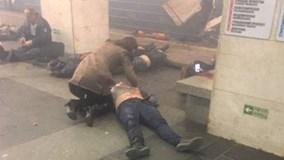 Nga: Nổ kinh hoàng tại ga tàu điện ngầm, ít nhất 10 người thiệt mạng
