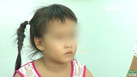 Bé gái dậy thì từ lúc... 18 tháng tuổi tại TP HCM