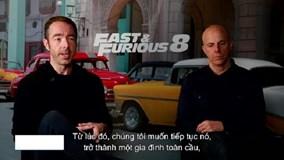 Nhà sản xuất Mỹ: 'Tôi muốn quay Fast & Furious ở Việt Nam'
