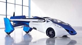 Xe bay AeroMobil 3.0 ở châu Âu