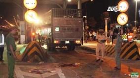 Nguyên nhân thiếu tá CSGT tử vong khi chặn xe vi phạm