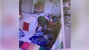 Mẹ Mỹ phẫn nộ vì clip bảo mẫu bạo hành trẻ mầm non