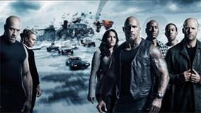 """""""Fast & Furious 8"""" xô đổ nhiều kỷ lục doanh thu tại Trung Quốc"""